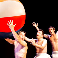 Espectacle '100% Tricicle' - Companyia Clownic