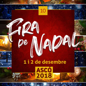 10a Fira de Nadal - Ascó 2018
