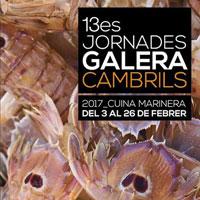13es Jornades de la Galera de Cambrils 2017