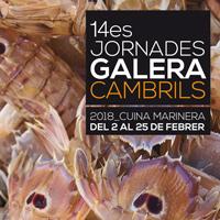 14es Jornades Gastronòmiques de la Galera i la Cuina Marinera - Cambrils 2018
