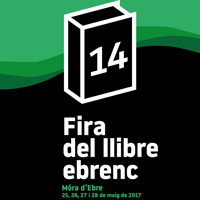 14a Fira del Llibre Ebrenc - Móra d'Ebre 2017