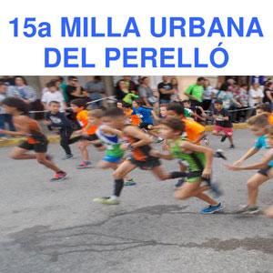 15a Milla Urbana - El Perelló 2018