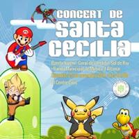 Concert Santa Cecília - Alcanar 2017