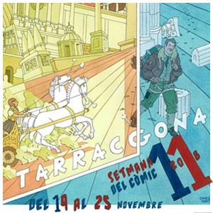 11a Setmana del Còmic de Tarragona, 2018