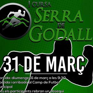 1a Cursa Serra de Godall - 2019