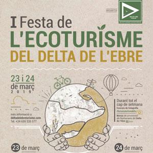 I Festa de l'Ecoturisme del Delta de l'Ebre - 2019