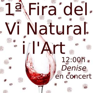 1a Fira del Vi Natural i l'Art - La Ràpita 2018