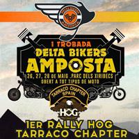 1a Trobada Delta Bikers - Amposta 2017