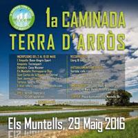 1a Caminada Terra d'Arròs - Els Muntells 2016