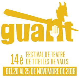 14è Festival de titelles Guant, Valls, 2018