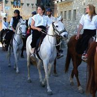 Equitador: Fira de tardor, cavalls i tallers infantils