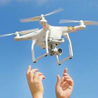 Drones, portada de llibre Handbook de pilotos de drones