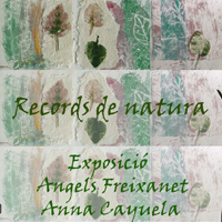 Exposició Records de natura