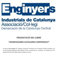 """Presentació del llibre """"Aportacions Catalanes Universals"""""""