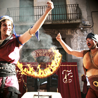 'Tandarica Circus', amb la Cia. Passabarret