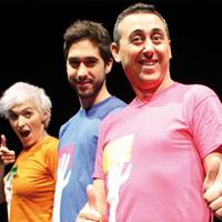 Teatre 'Impro-Horror Show' de Planeta Impro