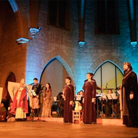Misteri de la Llum. Teatre litúrgic a semblança medieval