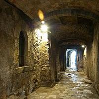 Visites al centre d'interpretació medieval del carrer del Balç