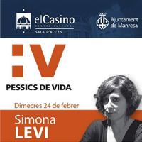 Col·loqui, 'Pessics de vida', amb Simona Levi