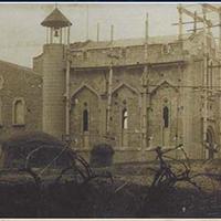Una església per a un poble nou