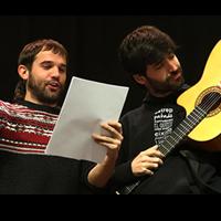 Cançons i poesia amb Cesc Freixas i Roc Casagran