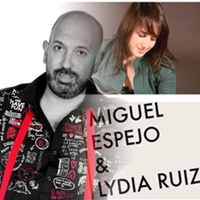 Monòlegs amb Miguel Espejo i Lydia Ruiz