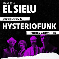 Concert 'Forma', d'Hysteriofunk