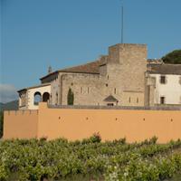 Visita al castell i el castell Oller del Mas