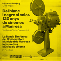 120 anys de cinemes a Manresa