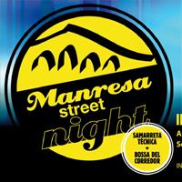 Manresa Street Night, La Cursa de St. Ignasi