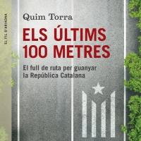 Presentació Els últims 100 metres Quim Torra