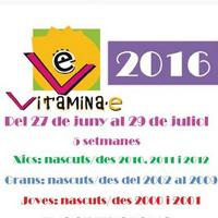 Jornades d'oci i esport 'Vitamina-E'
