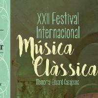 XXII Festival Internacional de Música Clàssica