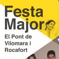 Festa Major a El Pont de Vilomara i Rocafort