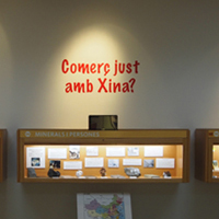 Visites al Museu de Geologia Valentí Masachs