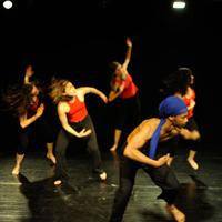II Taller de Dansa Afrocontemporànea