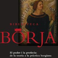 Conferència 'La profecia en la política dels Borja'