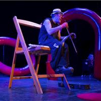Teatre 'Universari', amb Marcel Gros