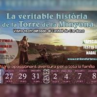 Visita teatralitzada 'La veritable història de la Torre de la Minyona'