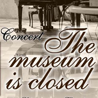 Concert 'The museum is closed', amb Anna Costa i Nora Bosch