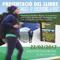 Presentació 'Bages: 17 excursions a peu'