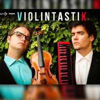 Concert 'Violintastik', del Duo Tocatta