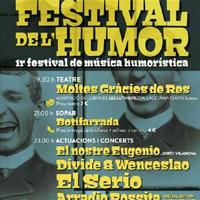 I Festival de l'humor