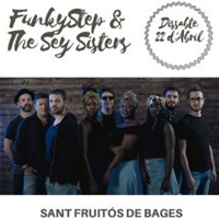 Funkystep & The Sey Sisters