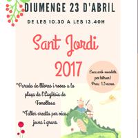 Sant Jordi a Fonollosa