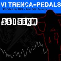 VI Trenca-pedals
