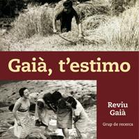 Presentació del llibre 'Gaià, t'estimo', de Maria Estruch i Josep Maria Badia