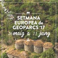 Setmana europea dels geoparcs 2017