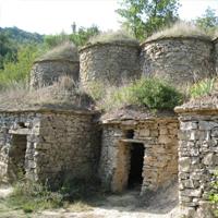Ruta de les tines a peu de vinya de la Vall del Flequer