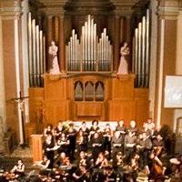 Concert de l'Aula de l'orgue Conservatori de Terrassa
